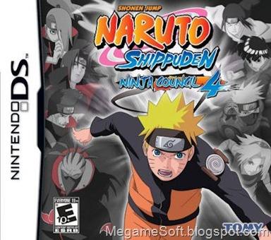 Naruto: Ninja Council 4 [NDS]