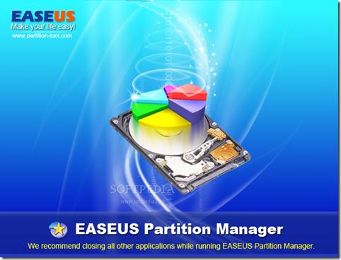 วิธีใช้งาน EASEUS FREE Partition Manager ในการปรับขนาด Partition บน Windows