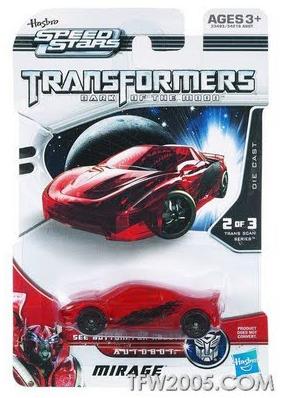 เผยแล้วชื่อของรถ Ferrari 458 Italia ใน Transformers 3