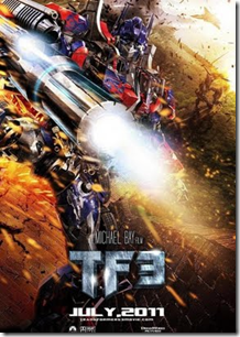 จับผิดภาพโปสเตอร์ Transformers 3 FAKE
