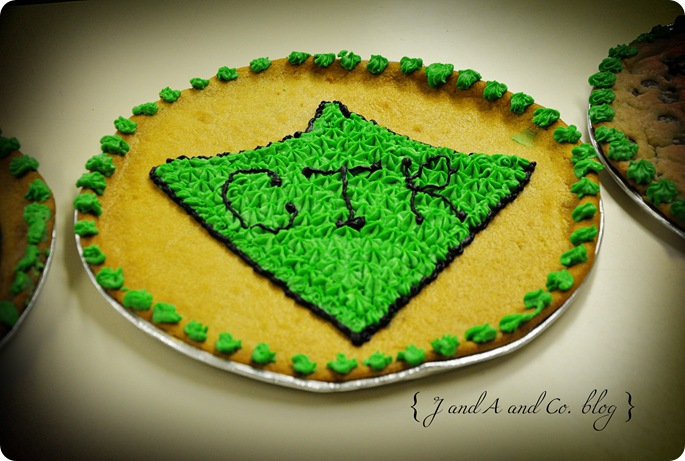 Cookie Cake CR