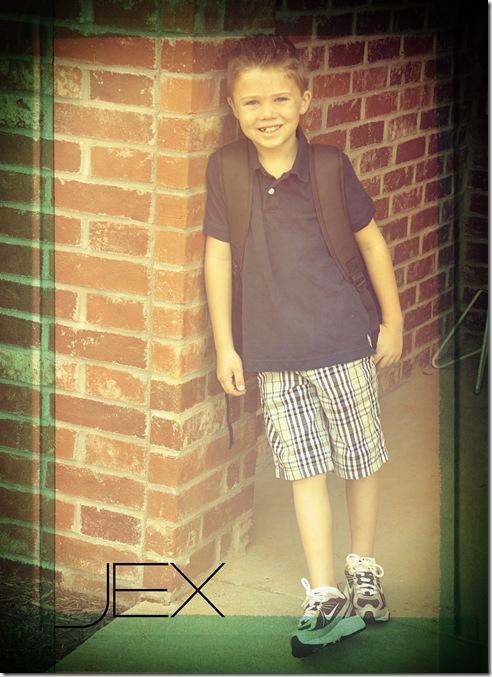 Jex Second Grade