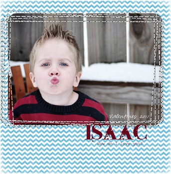 Isaac Valentines 2011 copy
