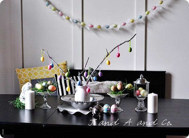 easter decorations cr