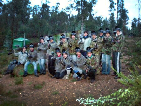 Paintball Casa da Gaia