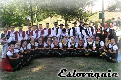 Eslováquia - Folklore ensemble MAKOVICA