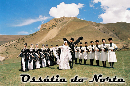 Ossétia do Norte - Iriston Folk Dance Group