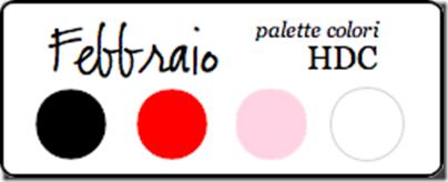 palette colori febbraio 2011