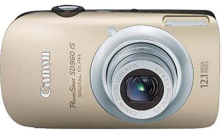 Canon SD960
