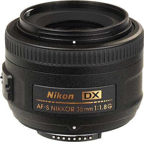 Nikon 35 milímetros f/1.8
