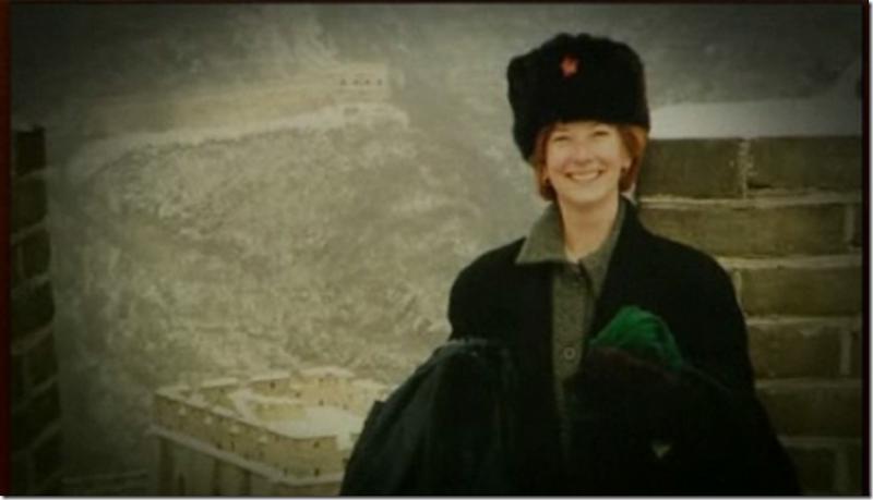 Gillard Australian Story Great Wall China