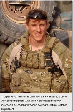 Copy of 14 8 2010 Australian soldier killed in Afghanistan