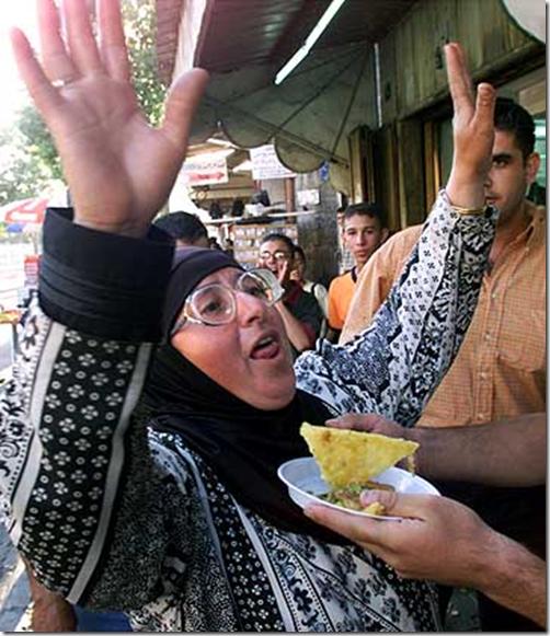 Muslim Hag celebrates 911
