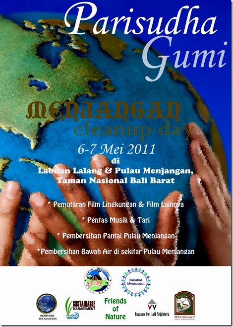Menjangan Poster Bahasa 1