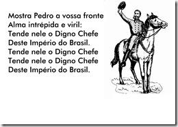 8_ Mostra Pedro a vossa fronte Alma intrépida e viril...