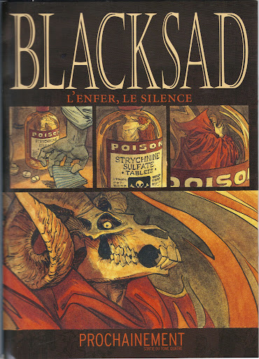Interview Canales: Blacksad # 4