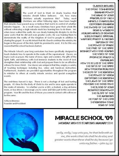 Miracle School '09 (2)