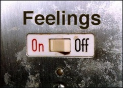 feelings on off