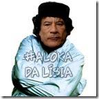 #Aloka da Líbia