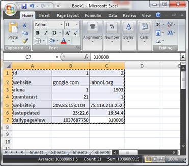 excel-transpose