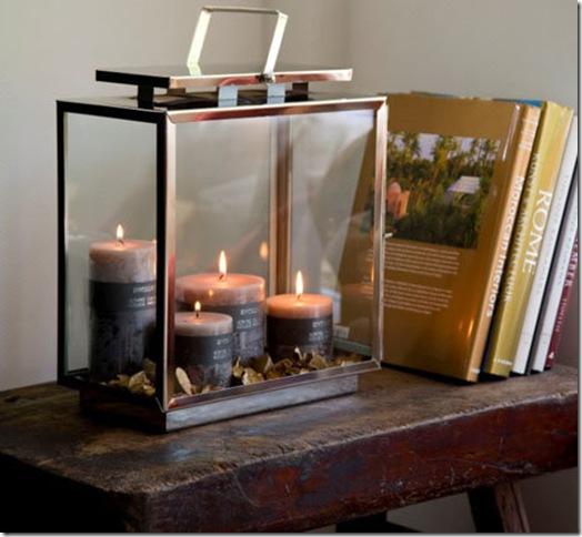 Riverdale 2 Candle lantern