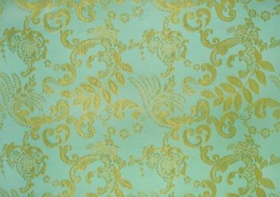 Celadon 9 ( Designers Guild fabric-farnese-celadon-print)