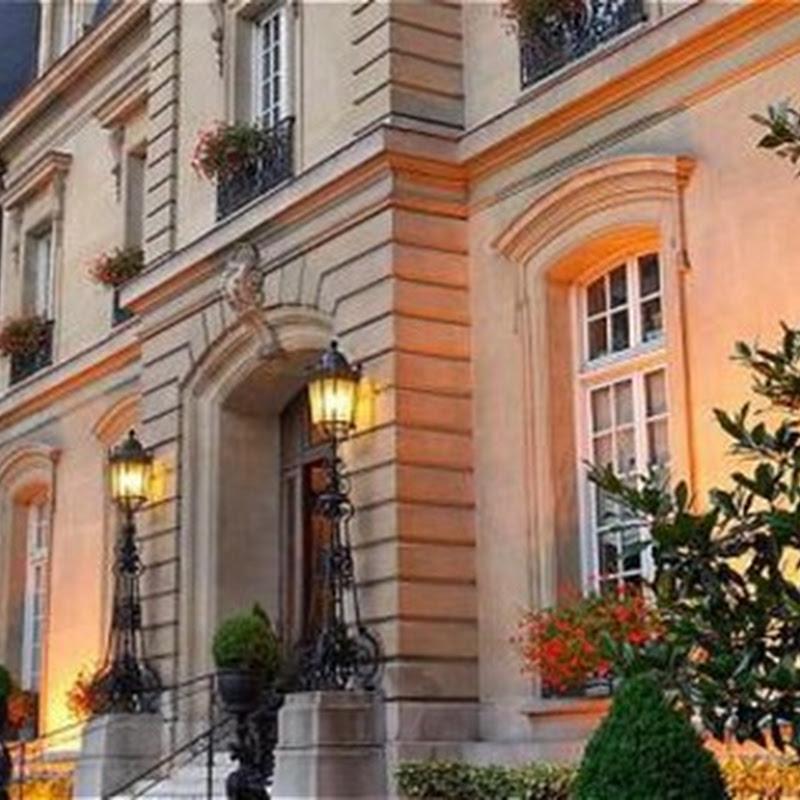 A 'Hotel Particulier' in Paris