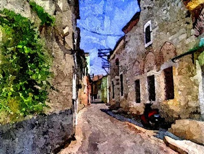 Urla Streets