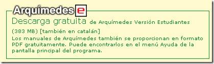 Descarga_arquimedes