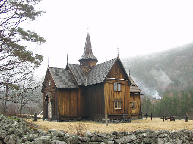 Nore_stave_church.Buskerud