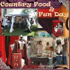 2008 MIA Country Food & Fun Day