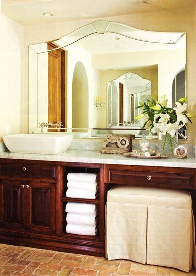 Designing Your Dream Home: Bathroom Towel Storage Option Series Part ...