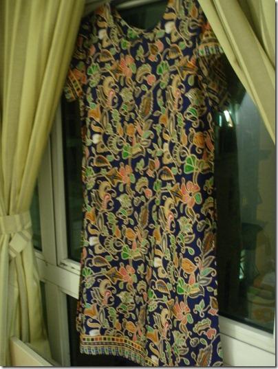 now i have a MAS mini dress