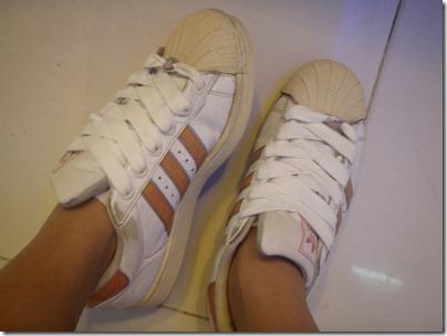 Adidas Superstar WII