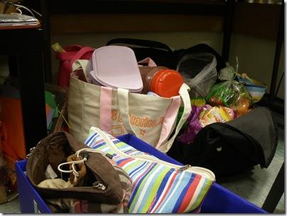 i got loads bags huh