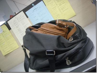 my haggard bags