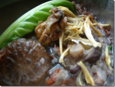bonus: vegie + anchovies