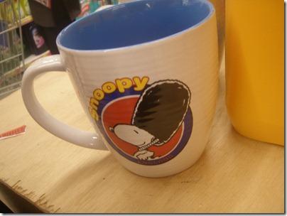 Snoopy X Darlie: England (mug)