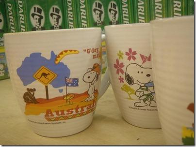 Snoopy X Darlie: Australia (mug)
