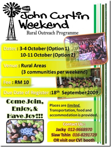 JCW09 Poster