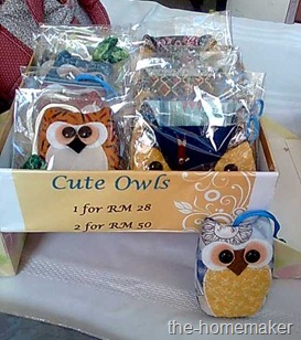 Bag N Craft (owls)