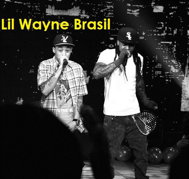 Cory Gunz & Lil Wayne se apresentando com Six Foot, Seven Foot