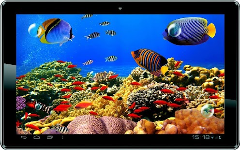 Oceanic Underwater Life LWP - screenshot