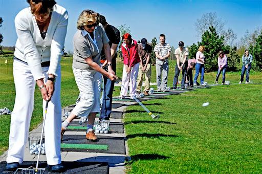 Open dag op het Efteling Golfpark
