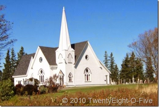New England, Canada 10-10 201