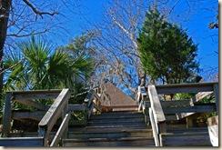 Mound Steps