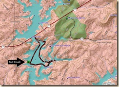 090602 Keowee Paddle
