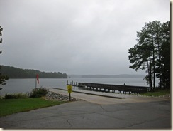 Second Boat Ramp and Pier