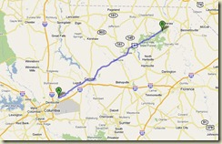 map to cheraw sp