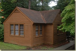 01 Cheraw Cabin outside